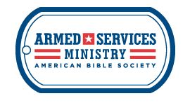 Armed Services Minitstry - American Bible Society